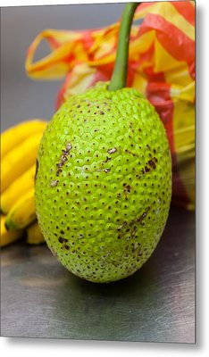Soursop Or Guanabana Metal Print by Craig Lapsley