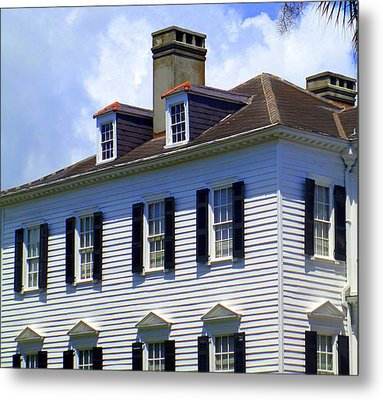 South Battery Beauty Metal Print by Randall Weidner