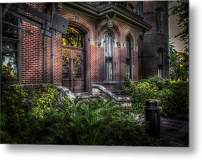 South Entry 2 Metal Print by Marvin Spates