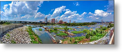 South Of The Rivah Metal Print by Tim Wilson
