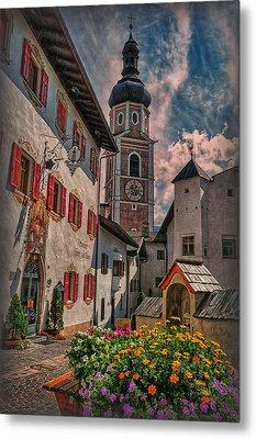 South Tyrol Metal Print by Hanny Heim