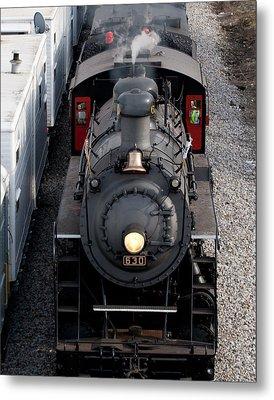 Southern Railway #630 Steam Engine Metal Print