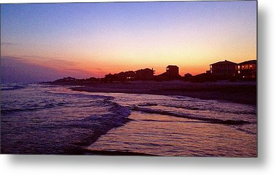 Southern Waters I Metal Print