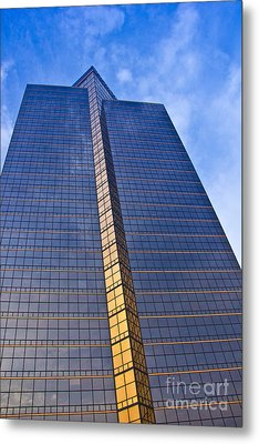 Southfield Hi Rise Metal Print by Bill Woodstock
