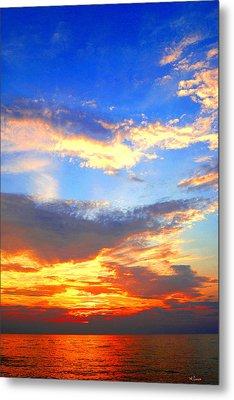 Southhaven Sky Metal Print