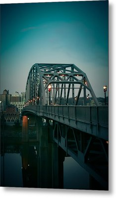 Southside Bridge  Metal Print