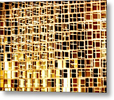 Metal Print featuring the photograph Spacetime by Amar Sheow