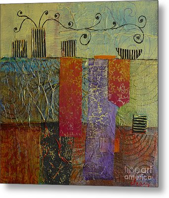 Special Occasion No. 2 Metal Print by Melody Cleary