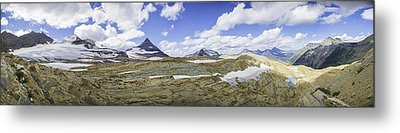 Sperry Glacier Basin Metal Print