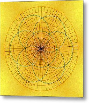Spinning Around Metal Print by Tom Druin