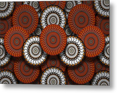 Spinning In Harmony  Metal Print by Mike McGlothlen
