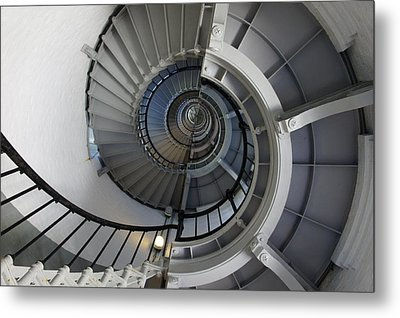 Metal Print featuring the photograph Spiral by Laurie Perry