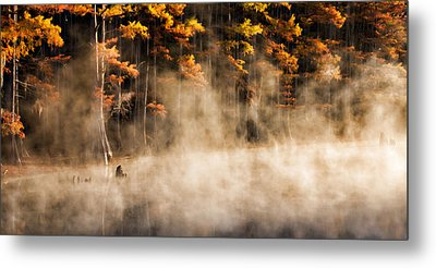 Metal Print featuring the photograph Spirit Dance by Lana Trussell