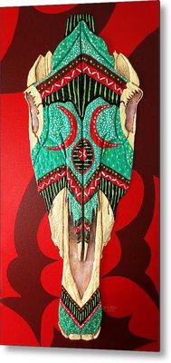 Spirit  Metal Print by Debbie Chamberlin