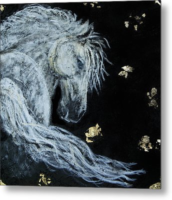 Spirit Of Wonder Metal Print by The Art With A Heart By Charlotte Phillips