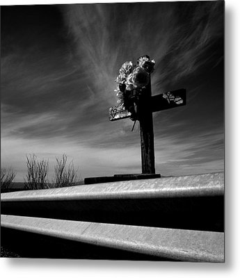 Spirit Rising Metal Print by Wendell Thompson