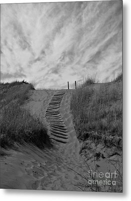 Spirit Sands Metal Print by Cendrine Marrouat
