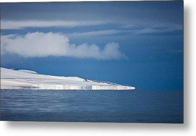 Spitsbergen Island, Svalbard, Norway Metal Print by Panoramic Images