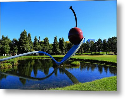 Spoonbridge And Cherry 3 Metal Print