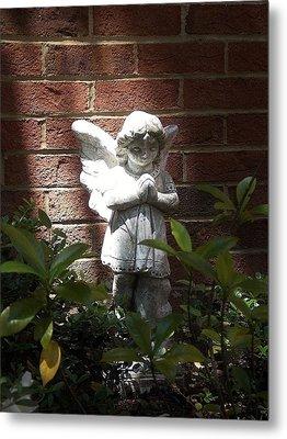 Angel Of Hope Metal Print