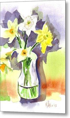 Spring Bouquet Metal Print by Kip DeVore