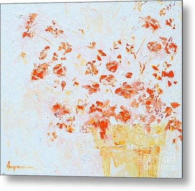 Spring Flowers IIi Metal Print