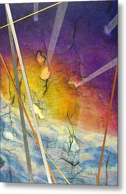 Spring Is Sprung Metal Print