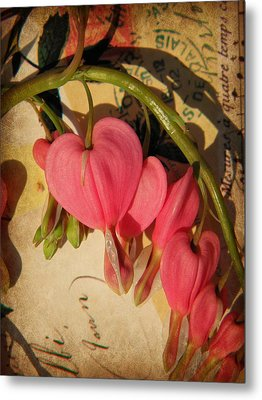 Spring Love Metal Print by Chris Berry