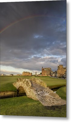 St Andrews Bridge Metal Print