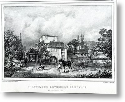 St. Anne's Metal Print by British Library