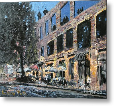 St. Anthony Main Metal Print