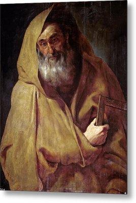 St James The Minor Metal Print by Peter Paul Rubens