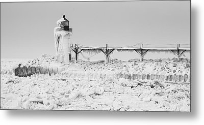 St Joseph Lighthouse Metal Print