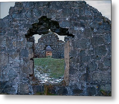 Metal Print featuring the photograph St. Kevin's Way by Kathleen Scanlan