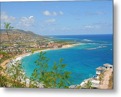 St. Kitts Metal Print