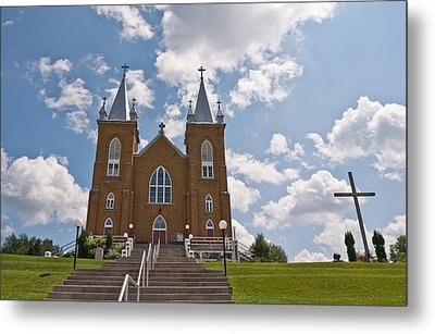 St. Mary's Church Metal Print by Marek Poplawski