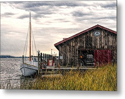 St. Michaels Metal Print