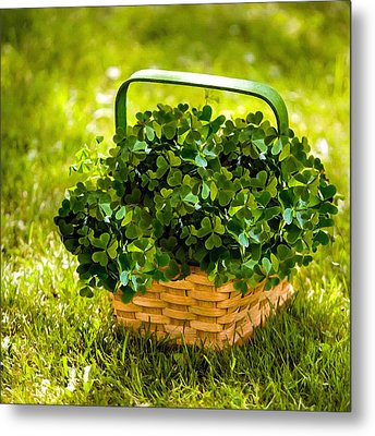 St Patricks Day Metal Print