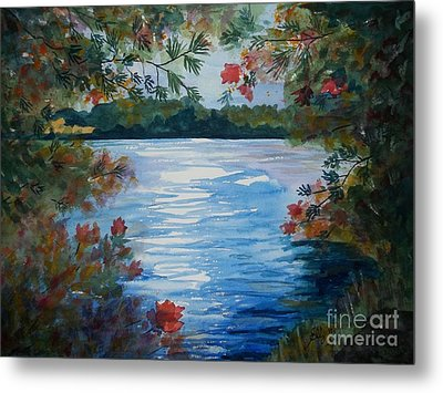St. Regis Lake Metal Print