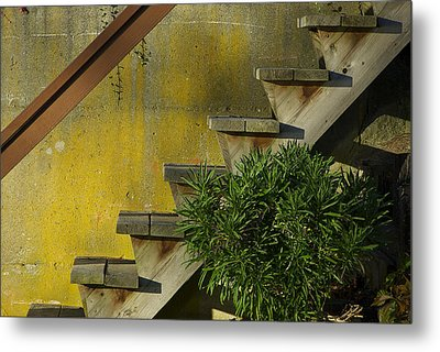 Stairs Metal Print by Michele Wright