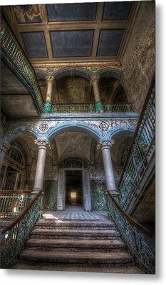 Stairs Of Beauty Metal Print
