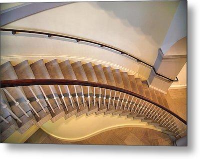 Stairway Study IIi Metal Print by Steven Ainsworth
