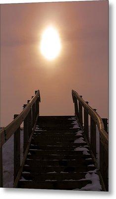 Stairway To Heaven In Ohio Metal Print