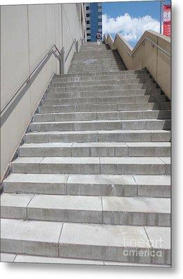 Stairway To Heaven Metal Print by James Dolan
