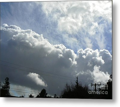 Stairway To Heaven Metal Print by K L Kingston