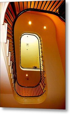 Stairway To Heaven Metal Print by Karen Wiles