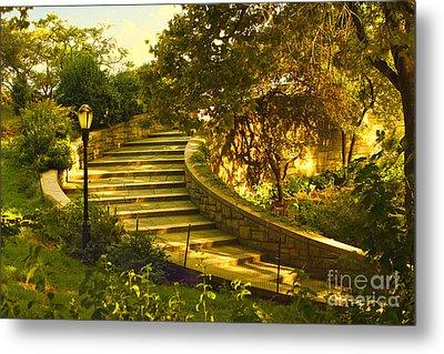 Stairway To Nirvana Metal Print by Madeline Ellis