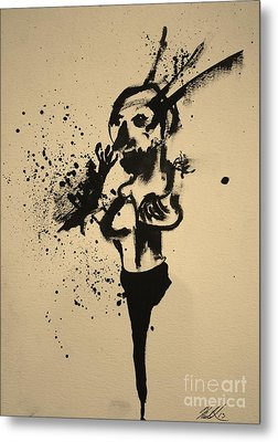 Stalemate Metal Print by Michael Kulick