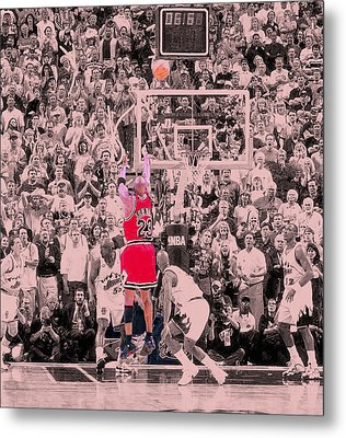 Metal Print featuring the photograph Standing Out From The Rest Of The Crowd by Brian Reaves