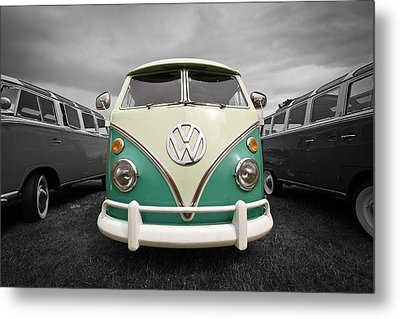 Standing Out Metal Print by Steve McKinzie